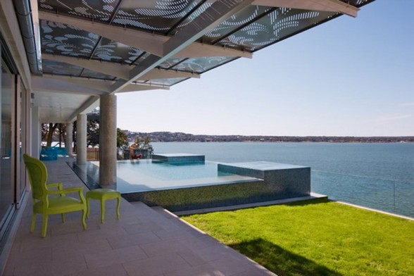 Fabulous Acquavilla Palace by Winn Wittman Architects in Texas - Panoramic Views