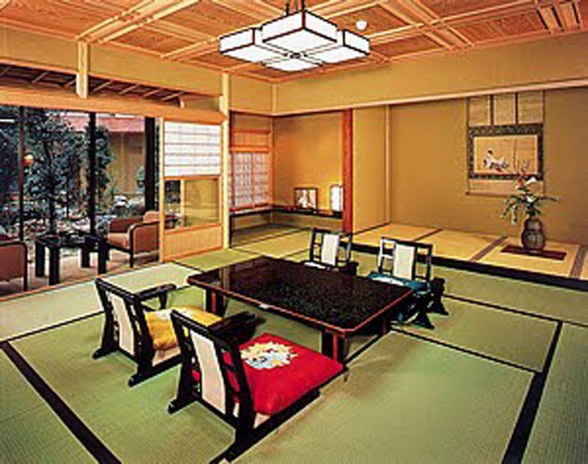 Guinness World Records of the Oldest Hotel, the Hoshi Ryokan Hotel - Guest House