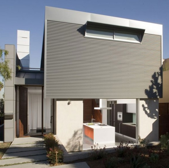 LeanArch Architect Design, Sustainable Home in Manhattan Beach