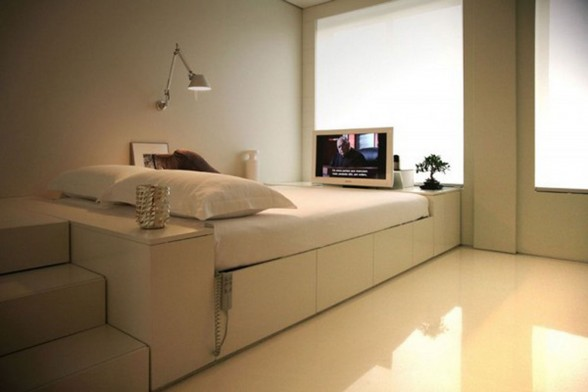 Modern Crib with Blowing Mind Design from Consexto - Bedroom