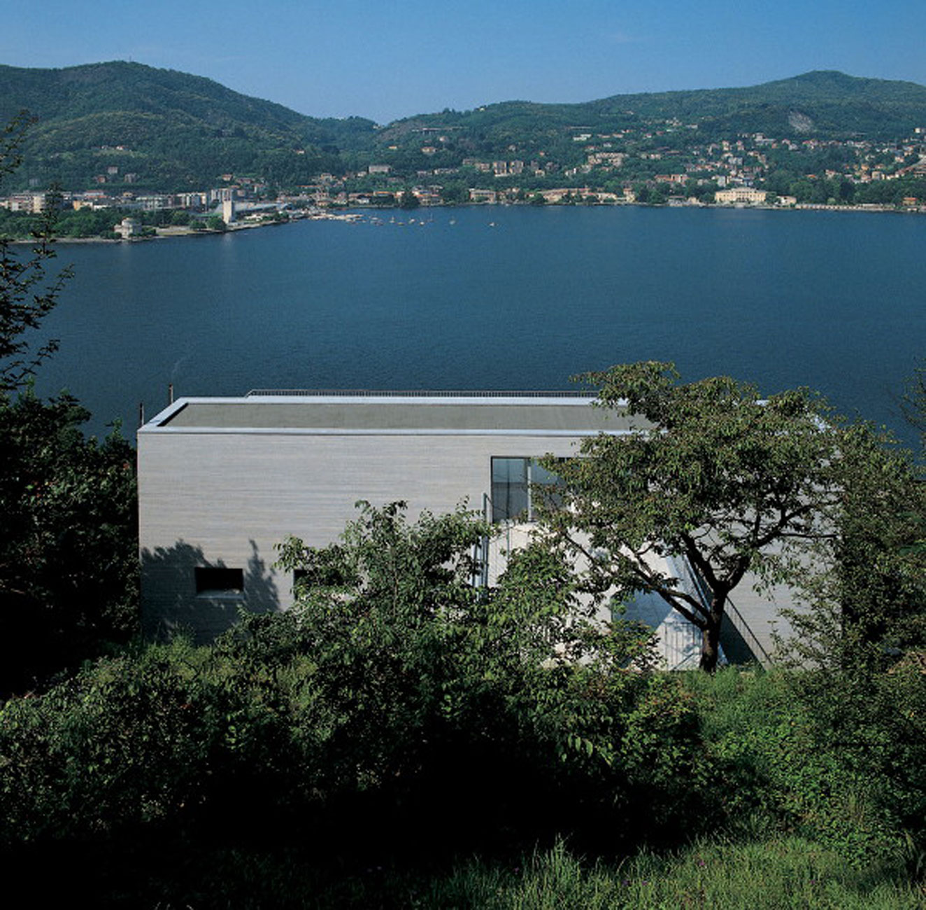 Modern House Design in Italy from Marco Castelletti - Panoramic View