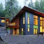 Mountain Guide Houses, a Johnston Architects Design: Mountain Guide Houses, A Johnston Architects Design