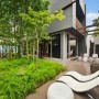 Manly and Modern, A Great Beach House Design for Men: Manly And Modern, A Great Beach House Design For Men   Garden