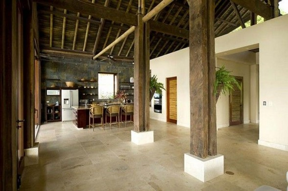 Villa Mayana, Luxurious Private Retreat with Nature Environment in Costa Rica - Kitchen