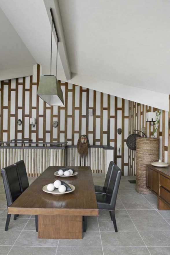 Beautiful Villa in Amazing Place in the World of Geneva - Contemporary Dining Table