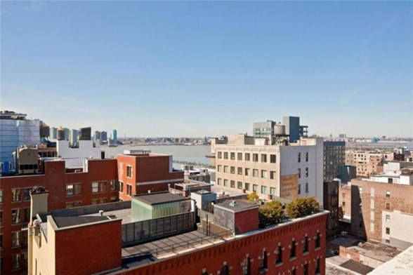 Incredible Modern Penthouse with Rooftop Swimming Pool in NY - Dietz Lantern Building