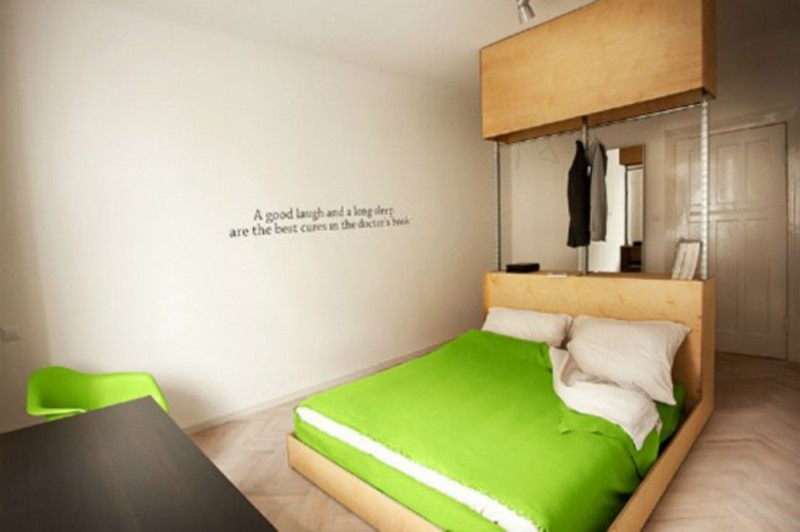 Minimalist Apartment Decoration, Inspirational Ideas From Modelina   Bedroom