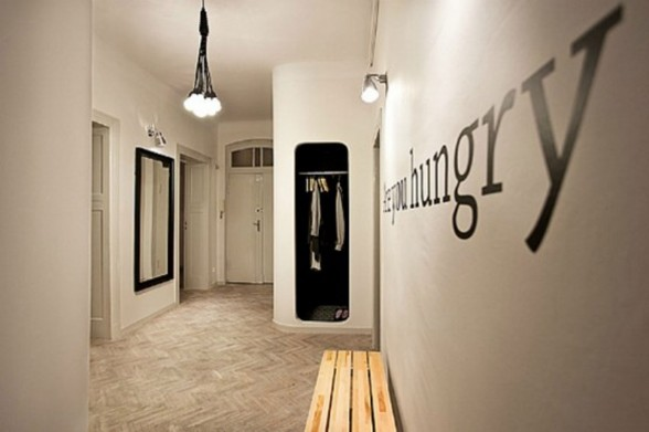 Minimalist Apartment Decoration, Inspirational Ideas from Modelina - Interior