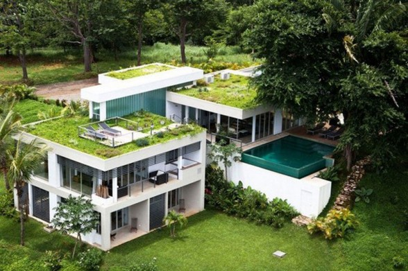 sustainable contemporary home designs
