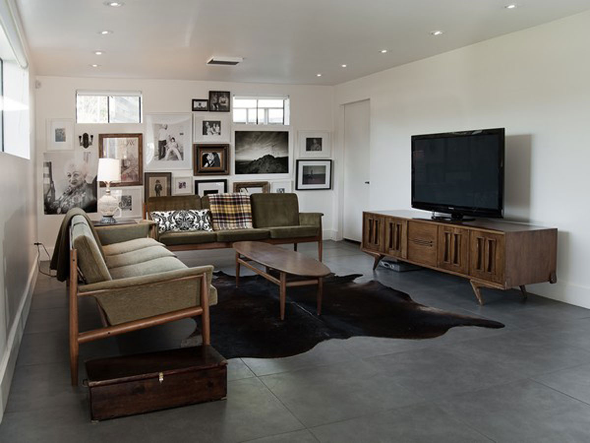 vintage movie room ideas