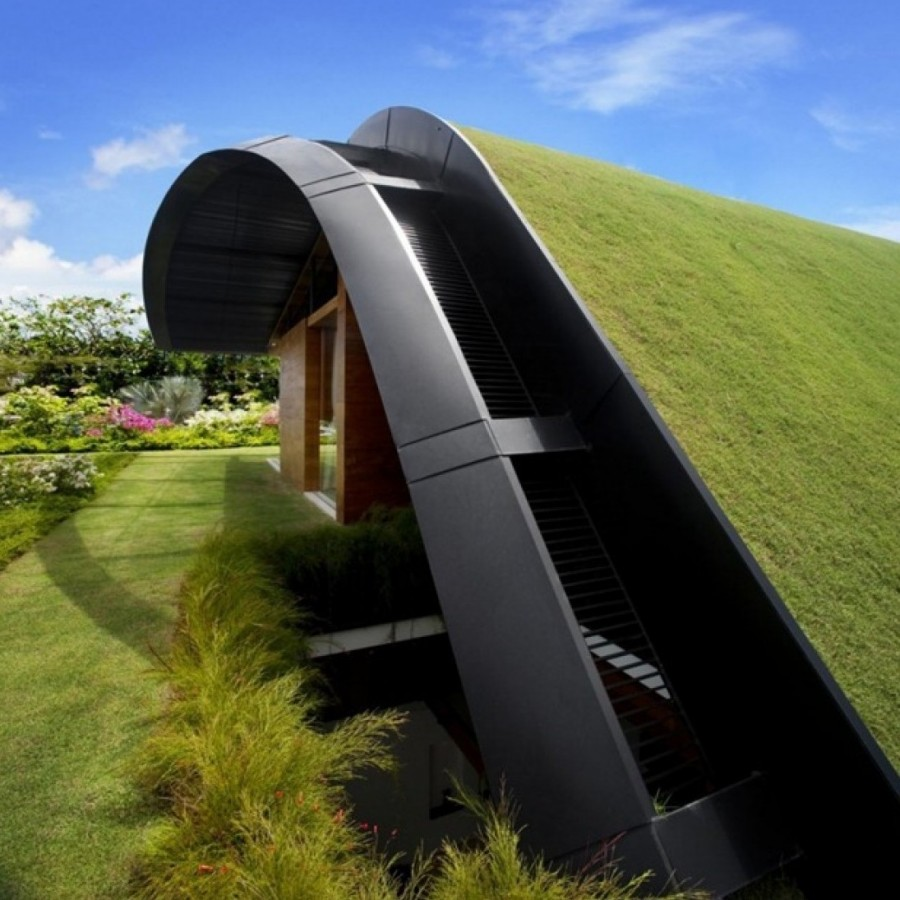 Eco House Design