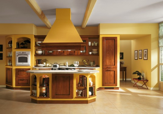 Italian kitchen design_5