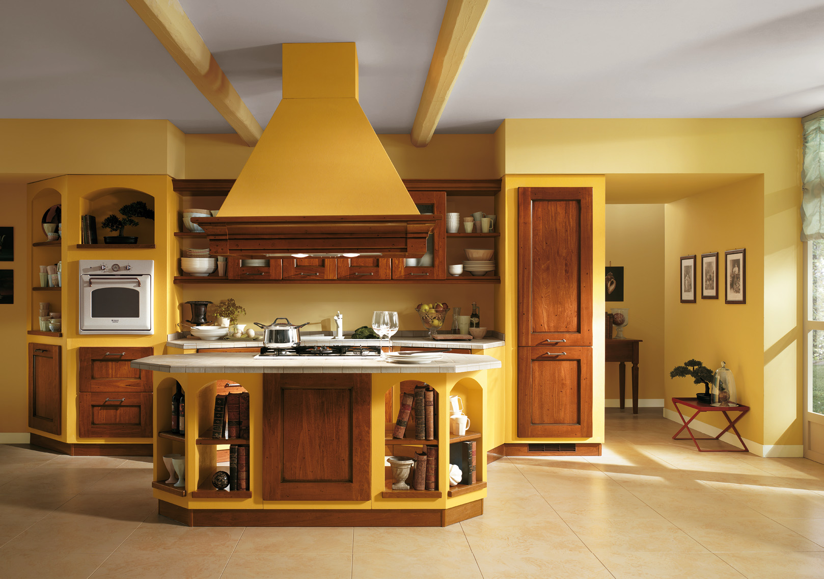 Italian kitchen design » Viahouse.