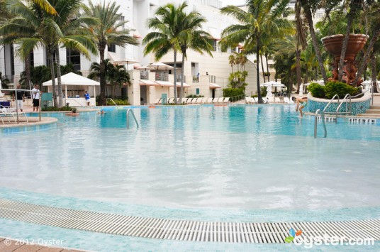 loews miami beach outdoor pool