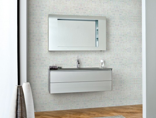 Bathroom Vanities white