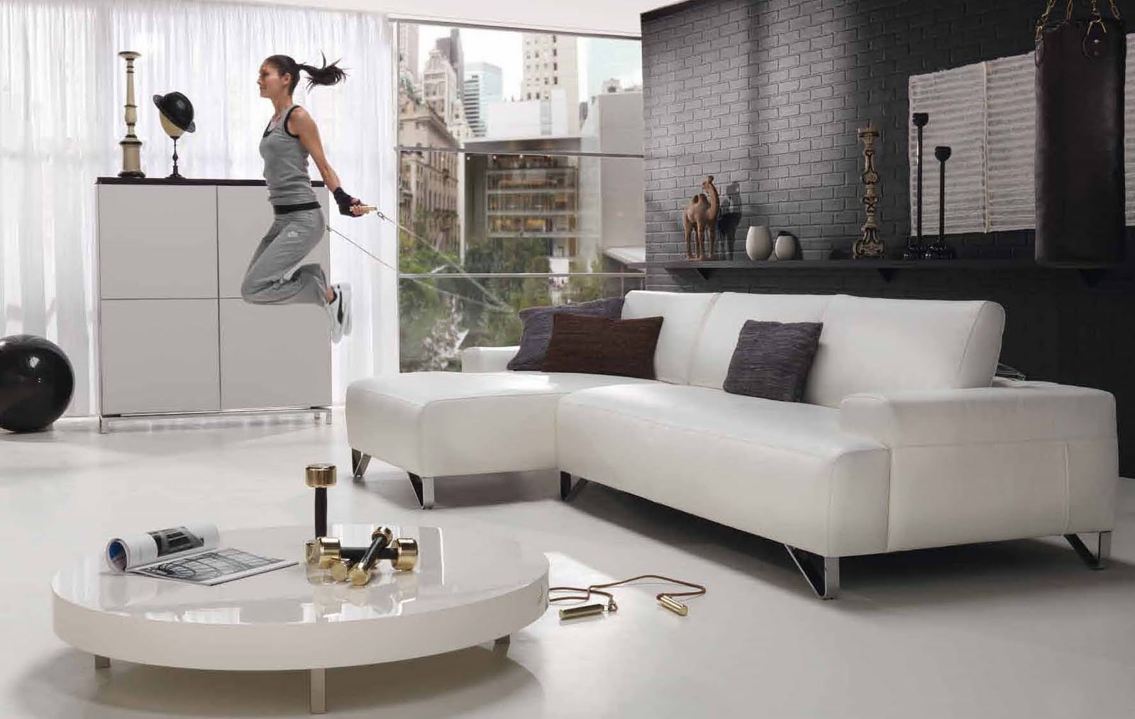 Interior Design Styles white furniture » Viahouse.