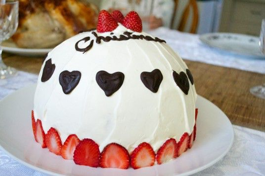 Japanese Cake strawberry