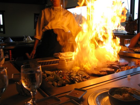 japanese steak house places