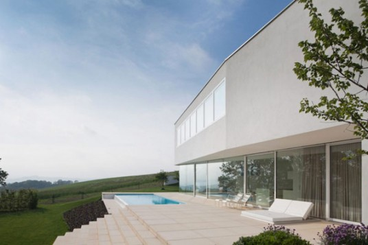 Architecture House L Outdoor
