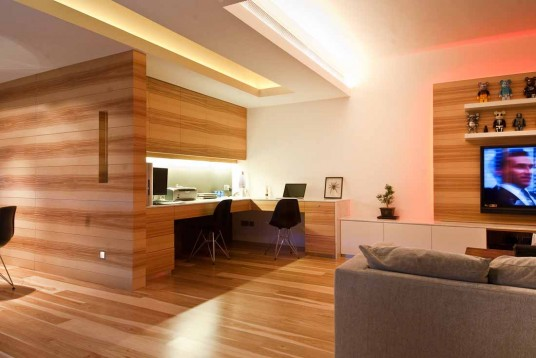 Minimalist 2013 designs office
