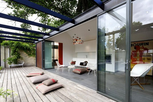 Open Space of House in Melbourne