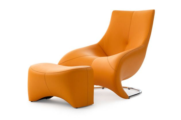 Luxury Loungers From Leolux Darius