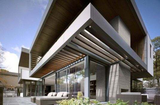 Toronto Residence Architecture Design