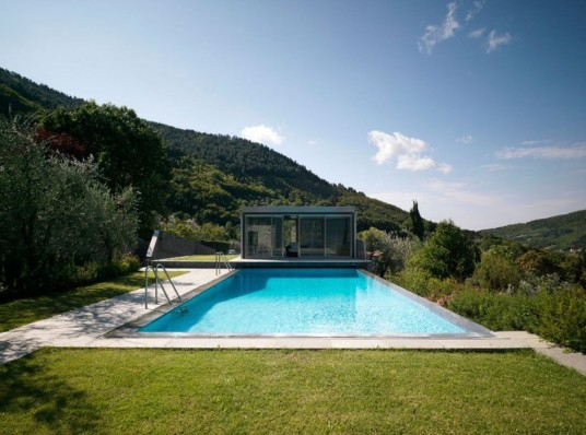Fioravanti Poolhouse Swimming Pool