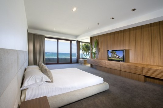Albatross Residence Design Bedroom