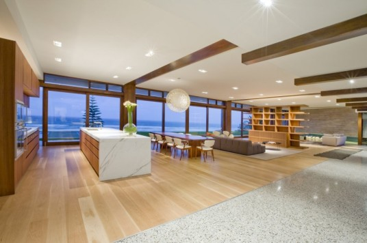 Albatross Residence Design Dining Room