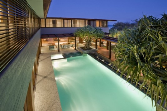 Albatross Residence Design Swimming Pool