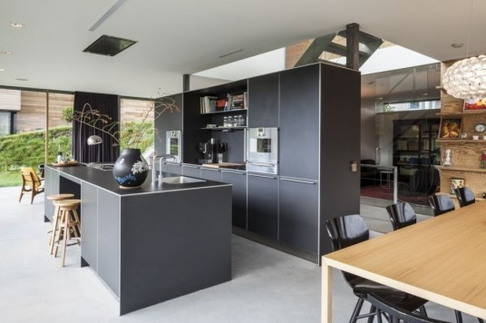 Villa V Design Kitchen