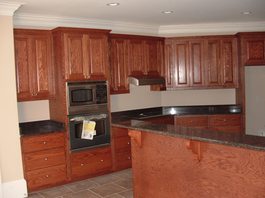 Amazing Modern Minimalist Wooden Style Kitchen Cabinets Pictures