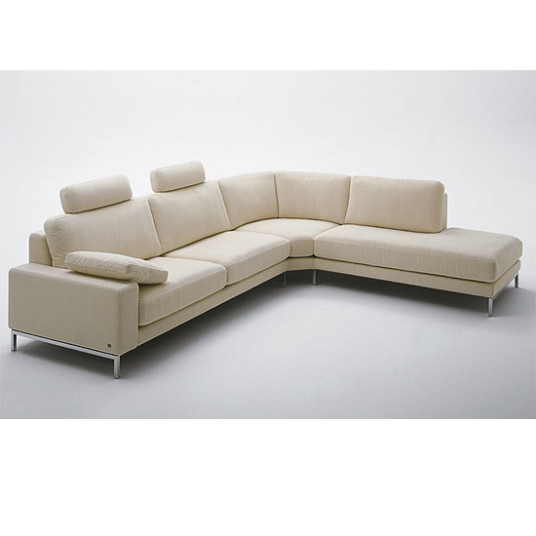 Amazing White Color Rolf Benz Sofa Artistic Modern Design Ideas
