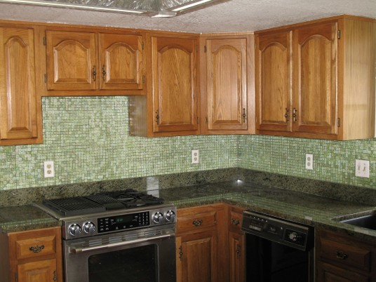 Awesome Green Tile Marble Kitchen Backsplash Designs Ideas