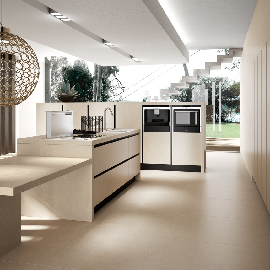 Table Ilot Central Avec Rangement: Contemporary Kitchen Cupboards Ideas Unique Globe Pendant