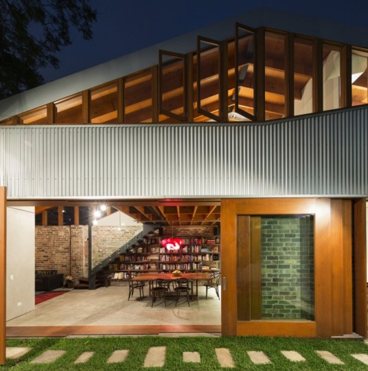 Cowshed House Design Picture