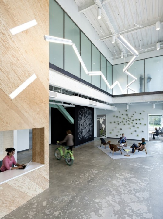 Evernote Office Design