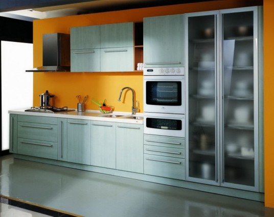 Fancy Kitchen Design Orange Backsplash Design Your Own Kitchen