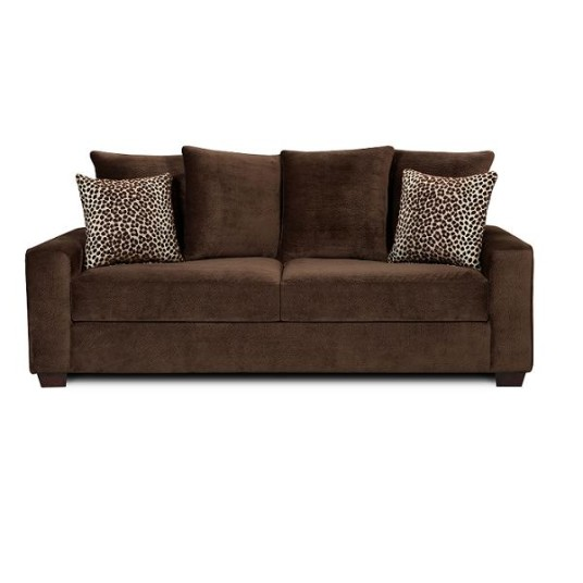 Marvelous Modern Brown Color Artistic Sofa Warehouse Design