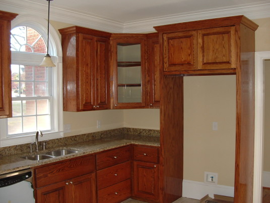 Stunning Classic Style Wooden Kitchen Cabinets Pictures Design Ideas