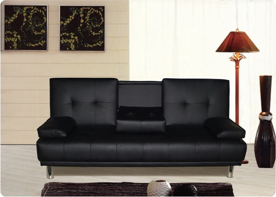 Wonderful Black Modern Style Cheap Sofa Beds Artistic Design Ideas