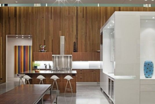 ART House Design Dining Area