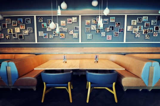 Nando's Design Dining Area