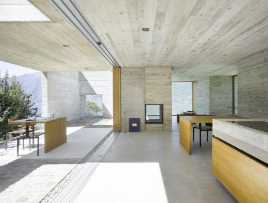 New Concrete House Design Photo
