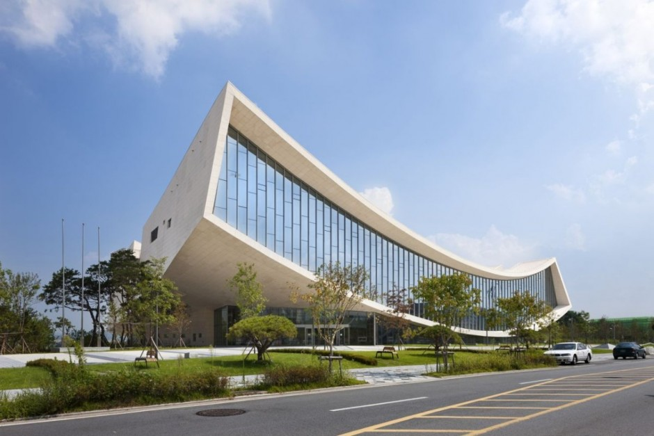 National Library Design