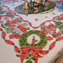 Christmas Table Cloth Ideas