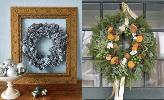 Christmas Wreath Decorating Inspiration