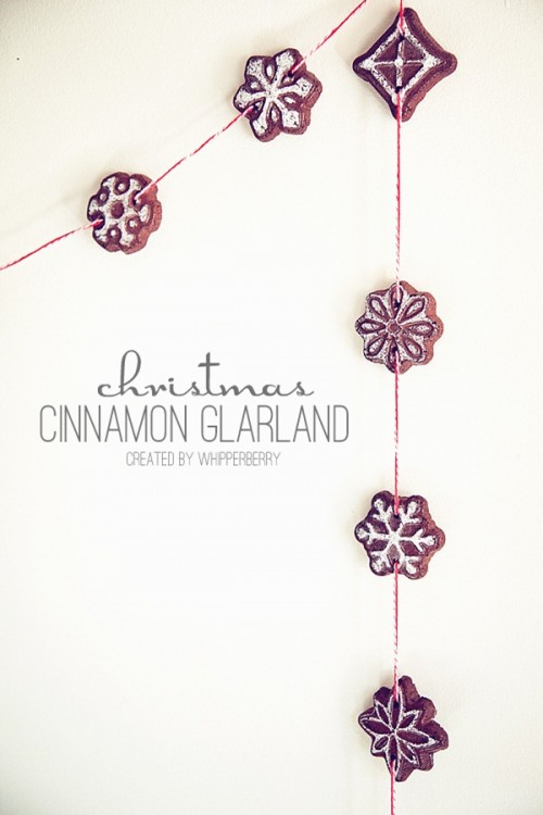 Cinnamon Christmas Crafts
