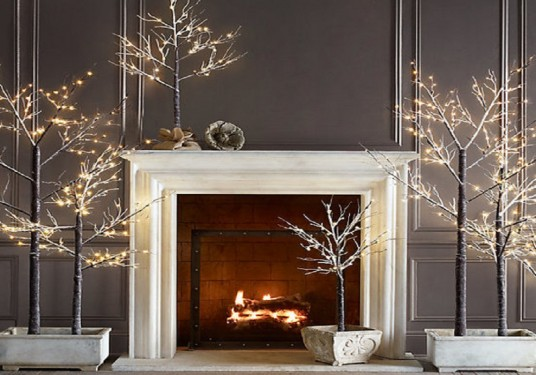 celebrity home decor holiday